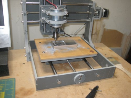 Zen Toolworks Cnc Carving Machine Diy Kit 7x7 F8 Metal Lathe