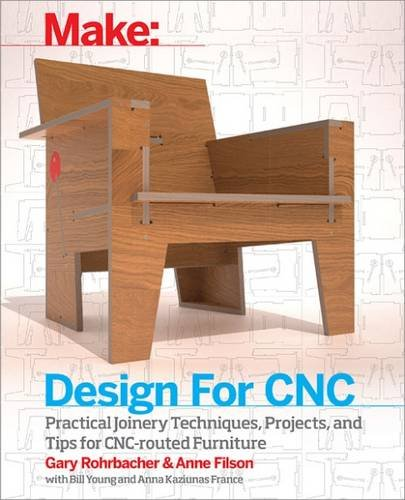 Design For CNC: Practical Joinery Techniques, Projects, And Tips For  CNC Routed Furniture