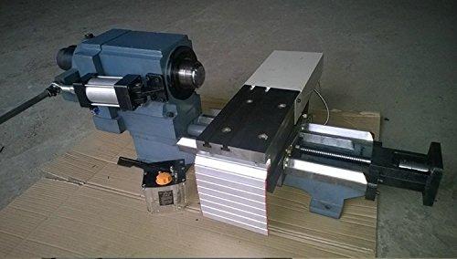 Gowe Mini Cnc Lathe Machine Frame For Cnc Machine Diy