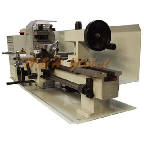 Precision Digital Metal Mini Lathe Variable Speed 400W