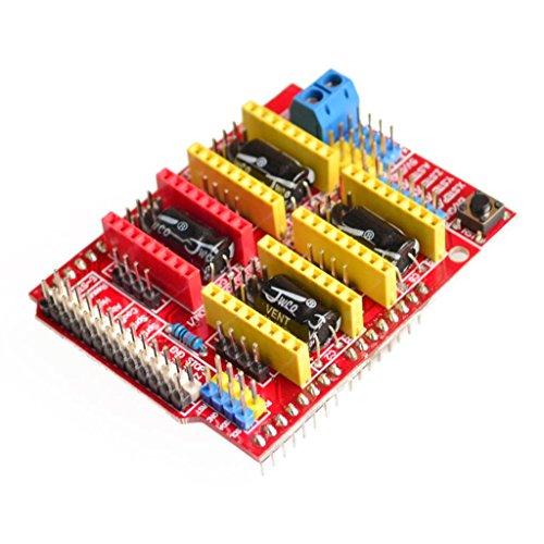 CNC A4988 Shield Driver Expansion Board for Arduino V2 Engraver 3D Printer