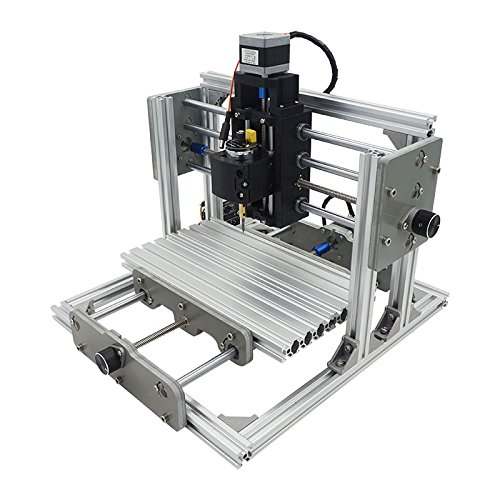 Diy cnc router kit cm mini milling machine usb