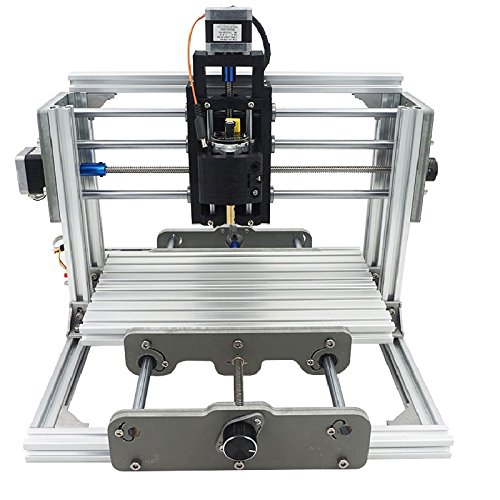 Diy Cnc Router Kit 24x17cm Mini Milling Machine Usb